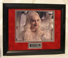 "A535AH ANNE HATHAWAY - ""ALICE IN WONDERLAND"" SIGNED"